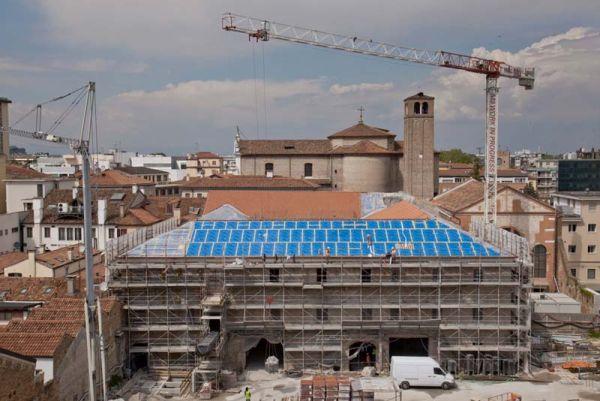 Progetto di rigenerazione urbana sostenibile