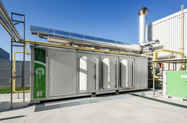 Innovativo impianto energetico ad alta efficienza per il Pastificio Maffei