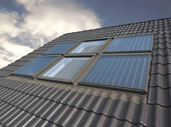 Efficienza di assorbimento del 95% per i nuovi collettori solari