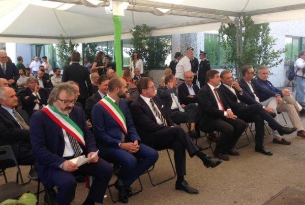 Aton inaugura il nuovo stabilimento per la produzione di innovativi sistemi di accumulo FV