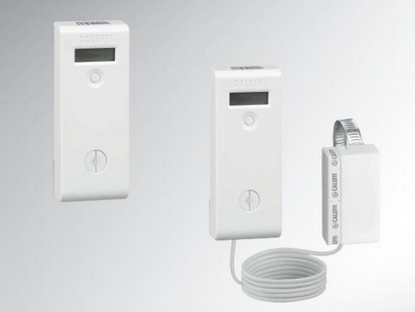 Ripartitore consumi termici Caleffi