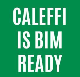 Catalogo BIM completo e di qualità per Caleffi