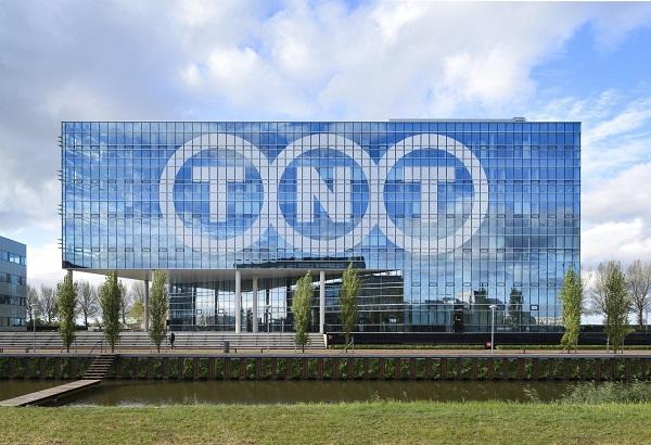 TNT: il progetto della sede