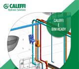 Caleffi pronta con 300 famiglie BIM 16