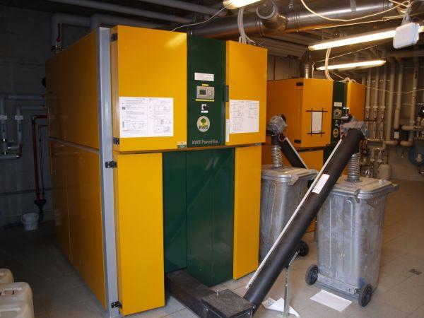 Riscaldamento a biomassa per il Passo Sella Dolomiti Mountain Resort