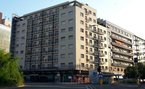 Riqualificazione efficiente della facciata