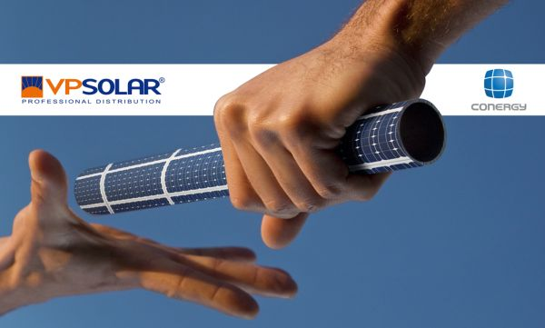 VP Solar distributore esclusivo dei moduli Conergy Power Plus