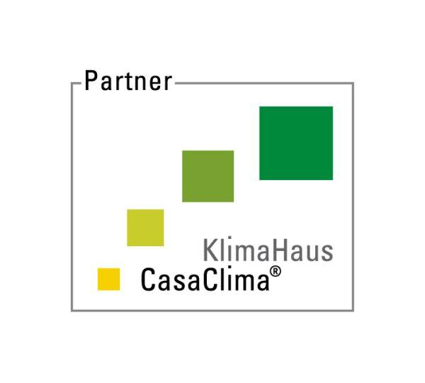 Diploma di partnership CasaClima per Stiferite