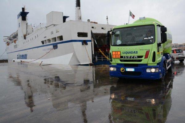 A Lampedusa arriva il servizio di distribuzione di GPL sfuso