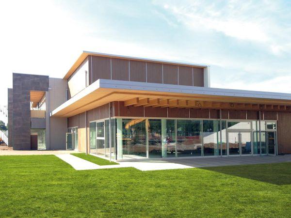 Nuova Biblioteca e il nuovo Centro Civico di Arese