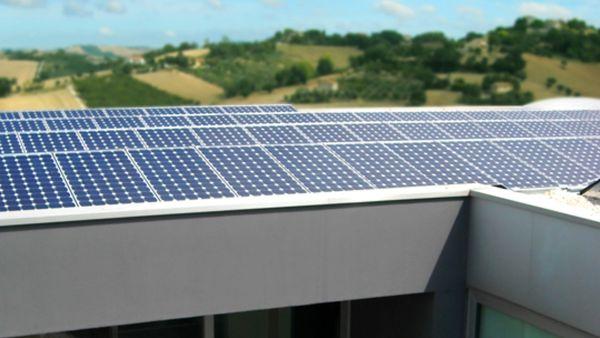 Outlet a zero emissioni grazie al fotovoltaico