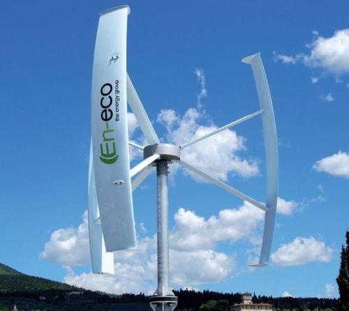 Turbine micro eoliche ad asse verticale Sky Line