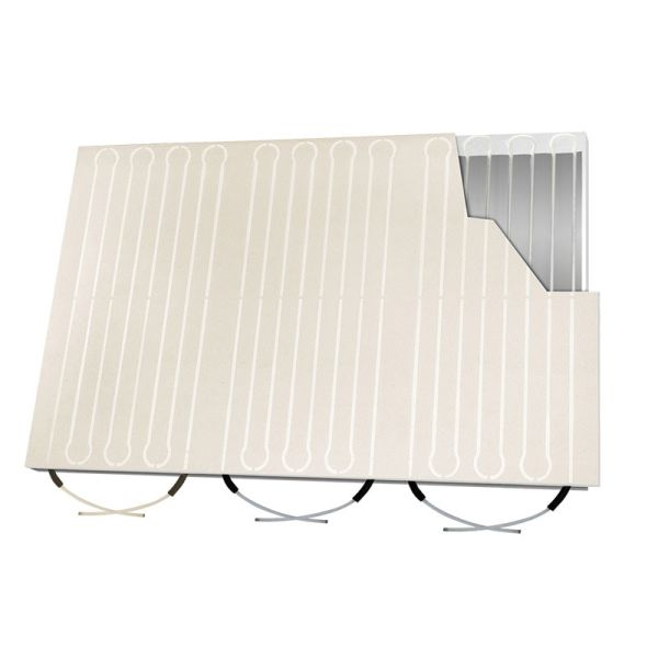 Radial TOP W riscaldamento e raffrescamento a soffitto
