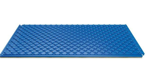 ISOLFLOOR PASSO 30 G realizzazione di sistemi radianti a umido in installazioni a pavimento