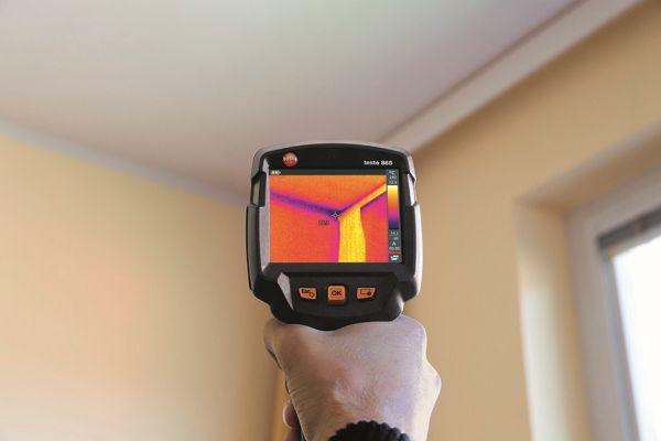 Nuove termocamere per il settore termoidraulico