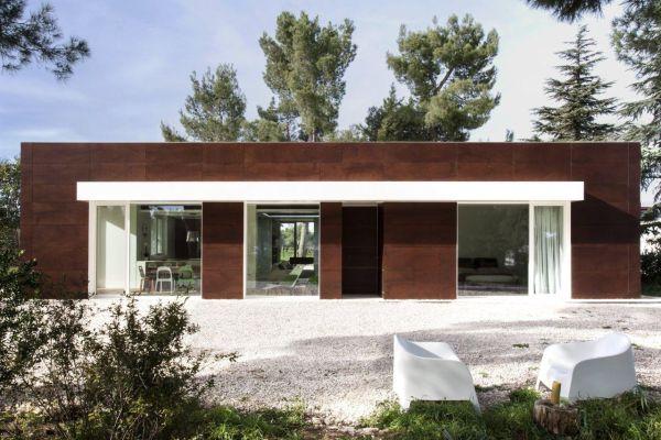 Villa PNK, abitazione ecosostenibile e ad alta efficienza energetica