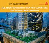 Soluzioni sostenibili Sika per coperture 13