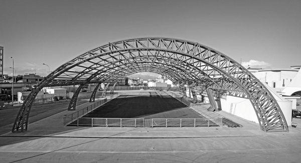 Riqualificazione di un impianto sportivo nel segno della sostenibilità