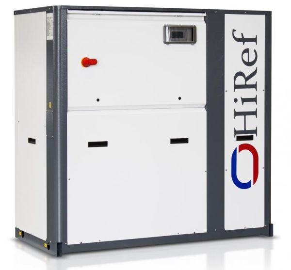 Pompe di calore acqua/acqua ideale se la sorgente termica è a media temperatura