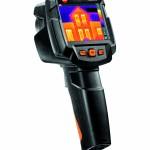 TESTO 872 termocamera per il settore industriale ed edile