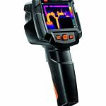 termocamera con Thermography App testo 868
