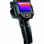Termocamera con tecnologia Super Resolution testo 865