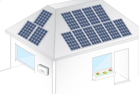 Nuova soluzione integrata per il fotovoltaico residenziale