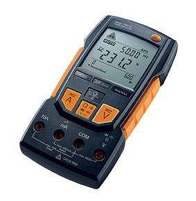 TESTO 760-1 multimetro digitale versione standard
