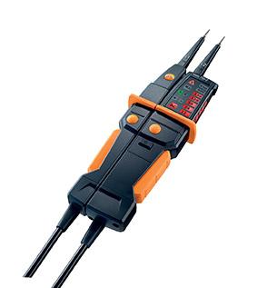 TESTO 750-2 tester di tensione a LED con torcia