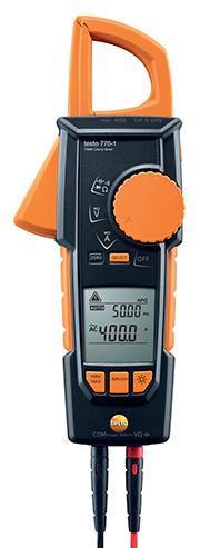 TESTO 770-1 pinza amperometrica versione standard