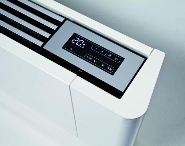 Riscaldamento, raffrescamento e deumidificazione in un'unica macchina