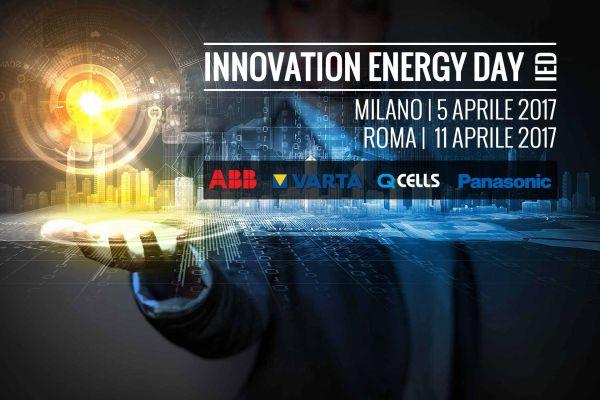 Tecnologie energetiche innovative, appuntamento a Milano e Roma