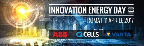 Roma – Innovation Energy Day