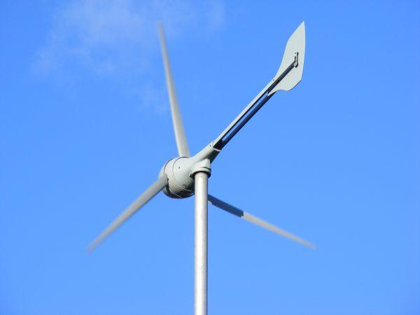 Idee per sistemi di illuminazione efficiente che utilizzino micro eolico