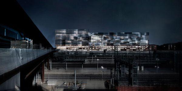 Design innovativo e classe energetica A per la nuova sede BNL-BNP Paribas