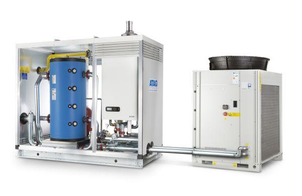 Nuovo sistema ibrido ATAG Hybrid One