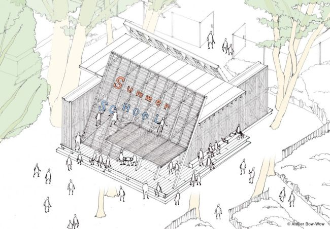 Temporary Urban Design Summer School corso per inventare una nuova piazza