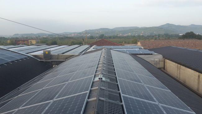 Inverter SMA per un impianto fotovoltaico ad alto rendimento