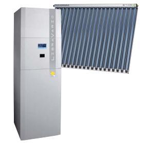 LIBRAVARIO – sistema integrato pompa di calore