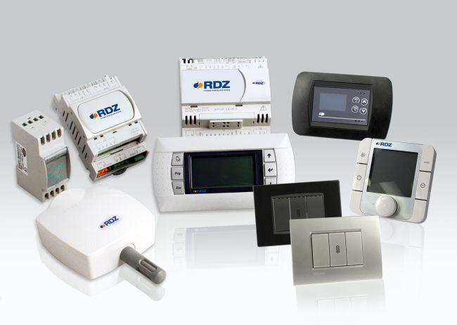 Regolazioni Wi-Sa per la gestione del riscaldamento e raffrescamento in impianti radianti