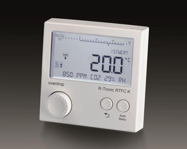 Sistema di regolazione R-Tronic per l'ottimizzazione del clima