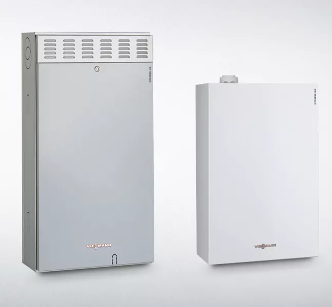 Vitodens 100-E caldaia a gas a condensazione