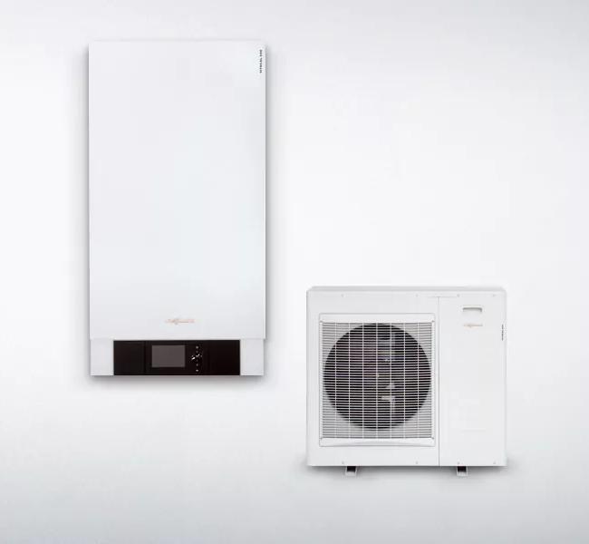 VITOCAL 200-S: pompa di calore aria acqua