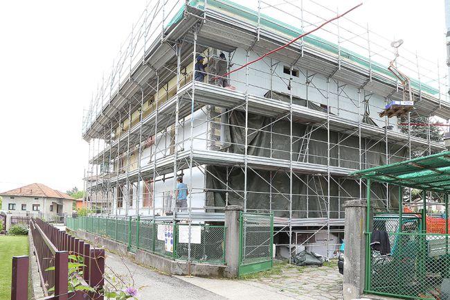 Come ottimizzare l'isolamento termico di un vecchio edificio