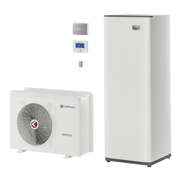 Pompa di calore ARIANEXT COMPACT S LINK di Chaffoteaux