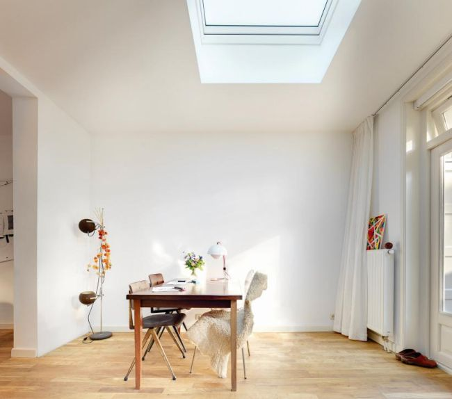 Prestazioni e design per la finestra per tetti piatti FAKRO