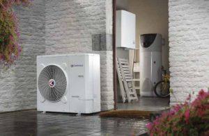 ARIANEXT PLUS: pompa di calore