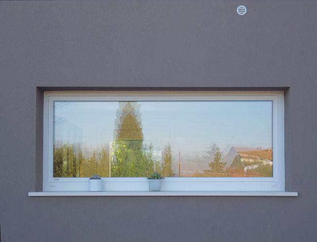Infissi Internorm per una casa unifamiliare ad alta efficienza