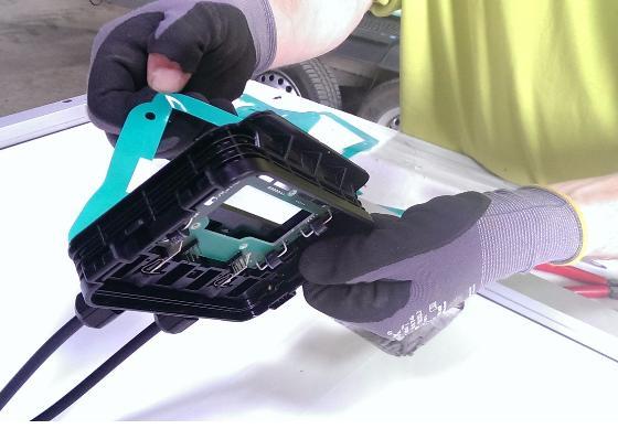 Antifurto per moduli fotovoltaici