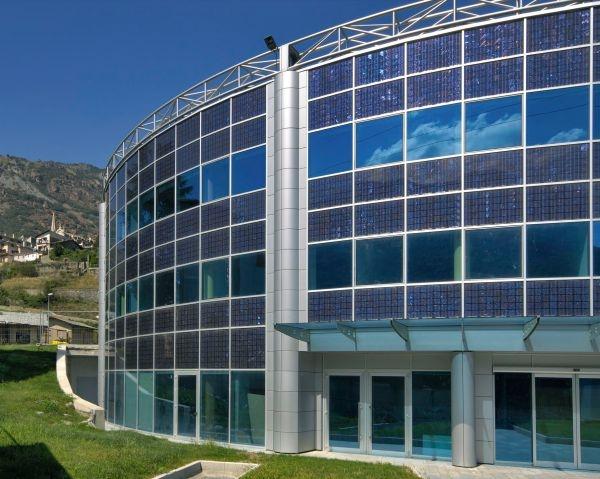 Compagnia delle Acque a Chatillon: efficienza energetica, questione di pelle